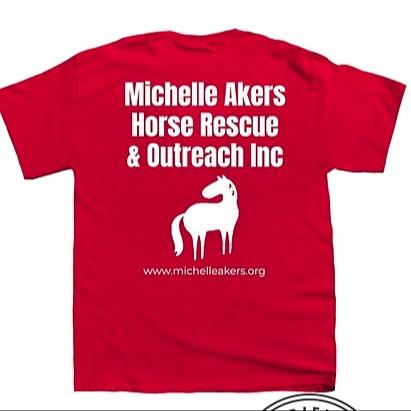 MA Horse Rescue & Outreach Merch Bonfire Link Thumbnail | Linktree