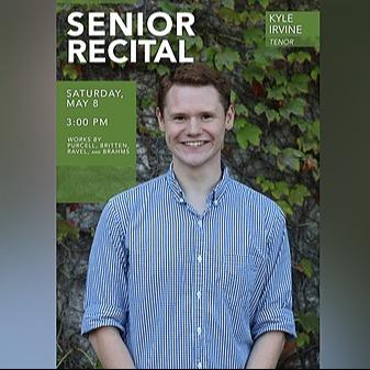 @HCmusic Senior Recital: Kyle Irvine '21, tenor - May 8th - 3:00pm Link Thumbnail   Linktree