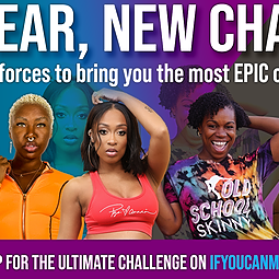 NEW YEAR CHALLENGE SIGN UP