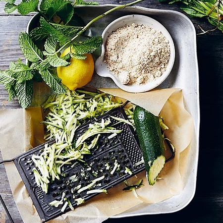 @donna.hay Spinach and zucchini fritters Link Thumbnail   Linktree