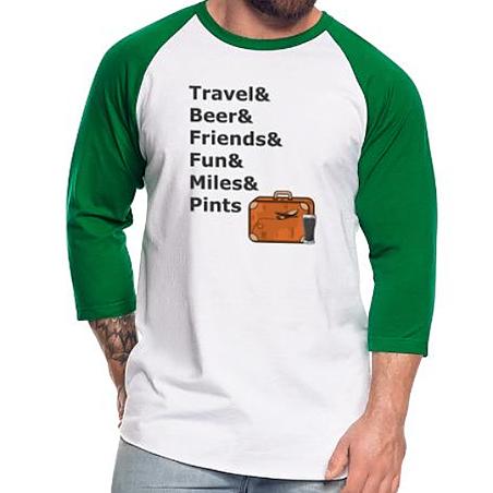 @milesandpints Shirts & Swag Link Thumbnail | Linktree