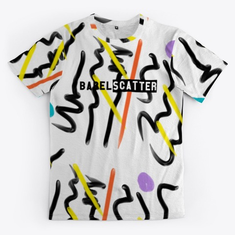 BUY SOME MERCH! (Introducing The BabelScatter Merch Table!)