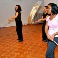 Praise Dance Fitness Custom Streamers