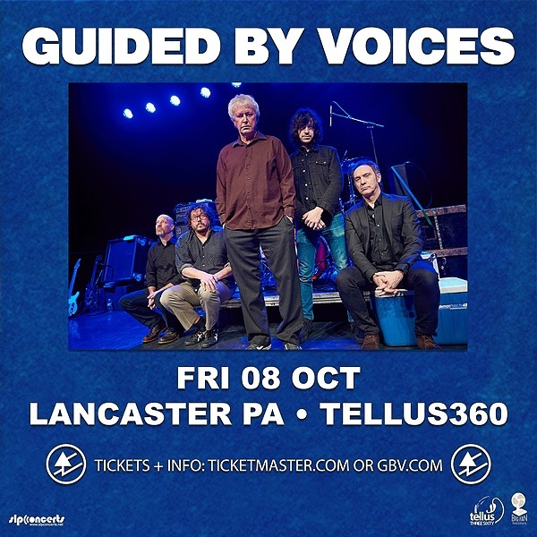 @Tellus36024EKing Guided by Voices 10/8 Link Thumbnail | Linktree