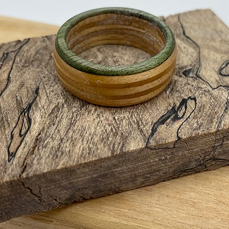 Rings, Bracelets, and more!  Shop Purrfect WOODCRAFT