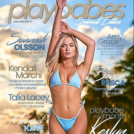 PLAYBABES SWIMSUIT SPECIAL EDITION - 2021