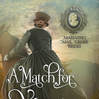 @christinesterling A Match for Victoria (Marianne's Mail-Order Brides #6) Link Thumbnail   Linktree
