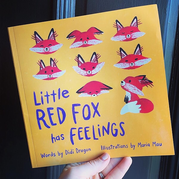 Connect with Kaci Bolls ✨ 📚BOOK LOVE!           Little Red Fox Has Feelings  Link Thumbnail | Linktree