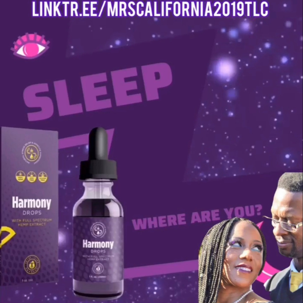 HARMONY- Sleep Peaceful and Balance Your Hormones