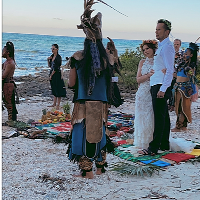 Somos Ancestral Mexico Ancestral Elopement: The Magic of Love and Culture Link Thumbnail   Linktree