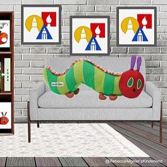 @RebeccaAllgeier The very hungry caterpillar 🐛  Link Thumbnail | Linktree