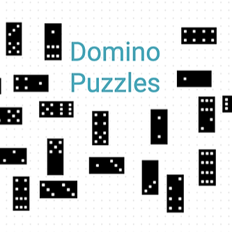 Domino Puzzles Jamboard