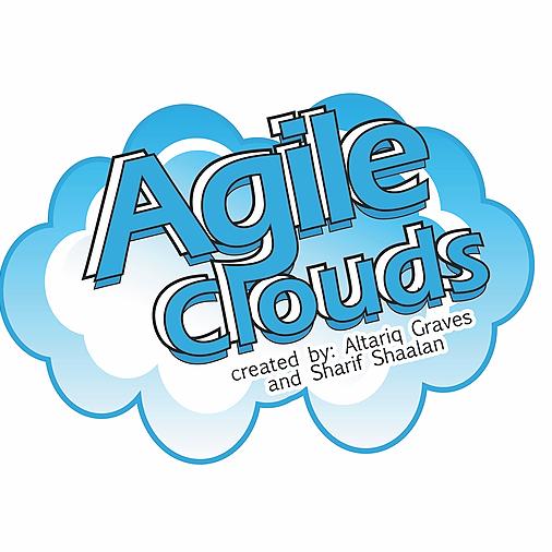 Sharif Shaalan, CEO & Founder Agile Clouds Comic Link Thumbnail | Linktree
