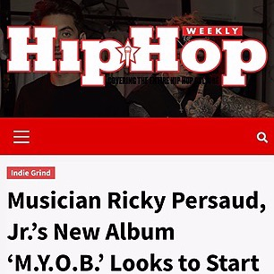 @Mystiqsonre Hip Hop Weekly Interview (Press) Link Thumbnail | Linktree