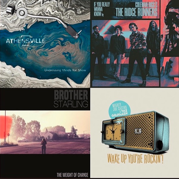 Algorhythm Indie: Spotify Playlist Featuring Independent Artists