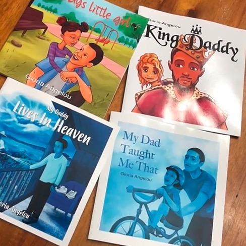 @GloriaAngelou My children books Link Thumbnail   Linktree