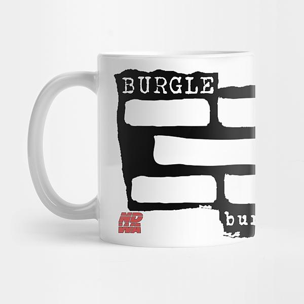 Tad Bagler Logo Mug