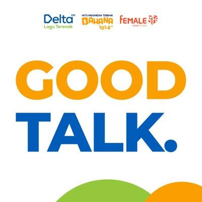@femaleradio Good Talk with Mario Patrick Podcast Link Thumbnail | Linktree
