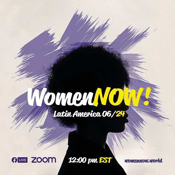 WomenNOW! World WomenNOW! America Latina Link Thumbnail   Linktree