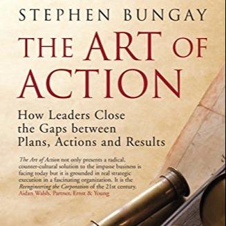 "#Bônus Melissa Perri - livro 1 ""The Art of Action"""