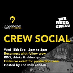 @Weneedcrew OUR PRODUCTION PARK SOCIAL EVENT Link Thumbnail | Linktree
