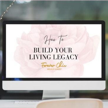 @foreverchic.michelle How to Build Your Living Legacy Link Thumbnail | Linktree