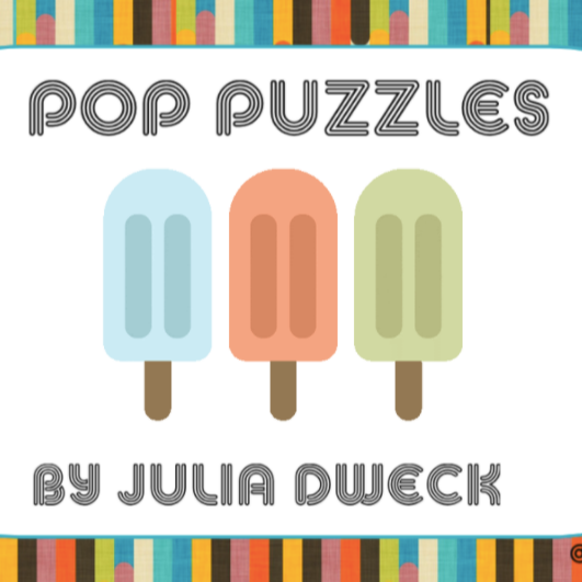 Pop Puzzles (app version for mobile devices and Jamboard Kiosk