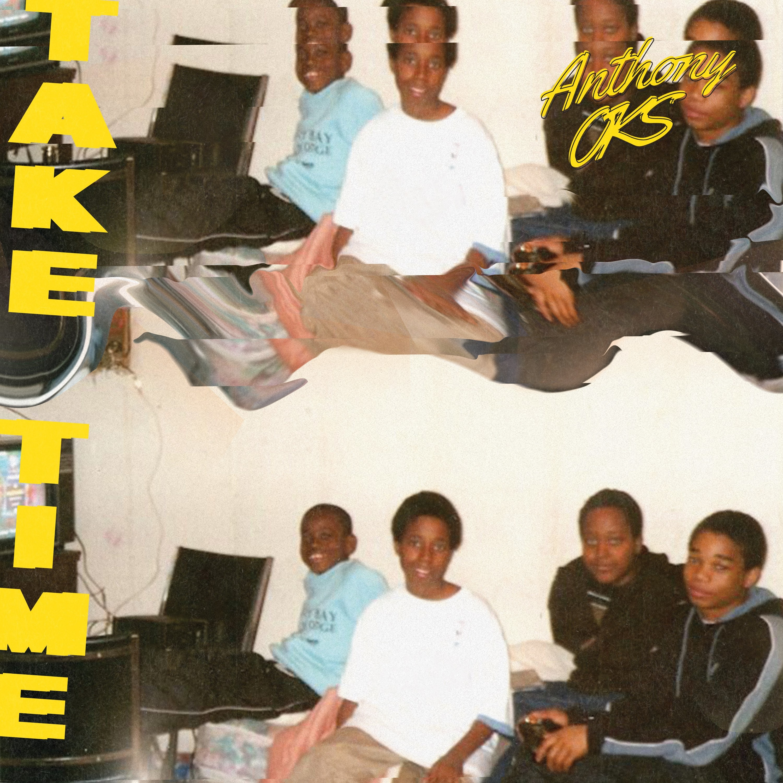 Take Time EP on Spotify