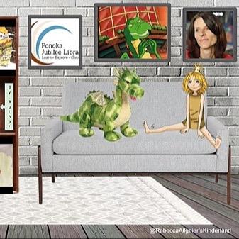 @RebeccaAllgeier Paper Bag Princess - retell Link Thumbnail | Linktree
