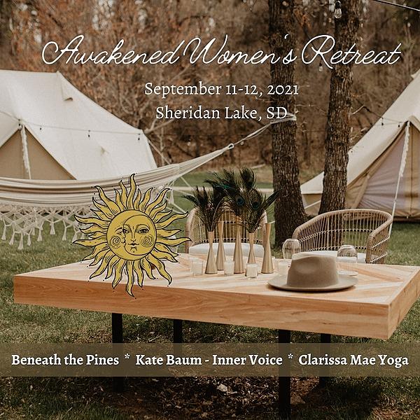 Clarissa Mae Awakened Women's Retreat - Sept. 11-12 @Sheridan Lake, SD Link Thumbnail | Linktree