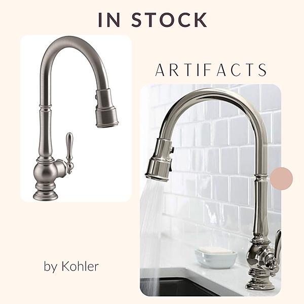 Keidel Artifacts by Kohler Link Thumbnail | Linktree
