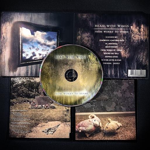 HEAD WITH WINGS Caerllysi Music (UK): Debut Album on Digipak CD Link Thumbnail | Linktree