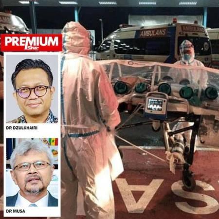 @sinar.harian  Covid-19: Malaysia di ambang kritikal Link Thumbnail | Linktree