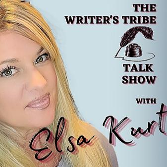 Blue Family Unity w Elsa Kurt Writer's Tribe Talk Show Link Thumbnail | Linktree