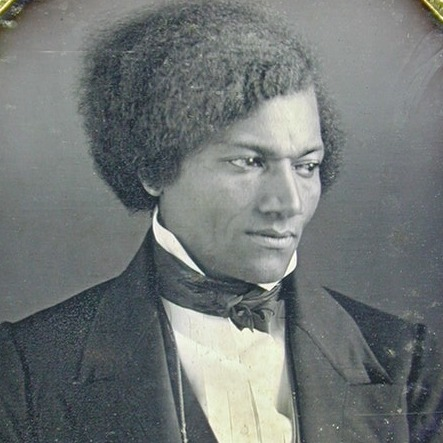 I read this book: Picturing Frederick Douglass