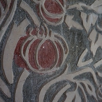 Sgraffito: Scratching the surface