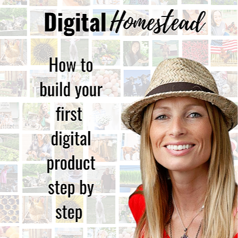 Learn:  How to make your Homestead profitable