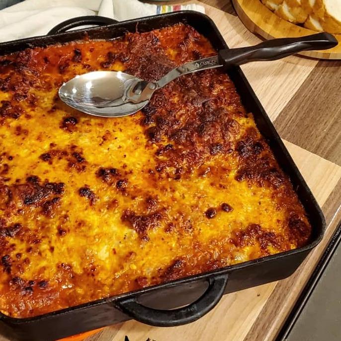 Cayts Lasagna