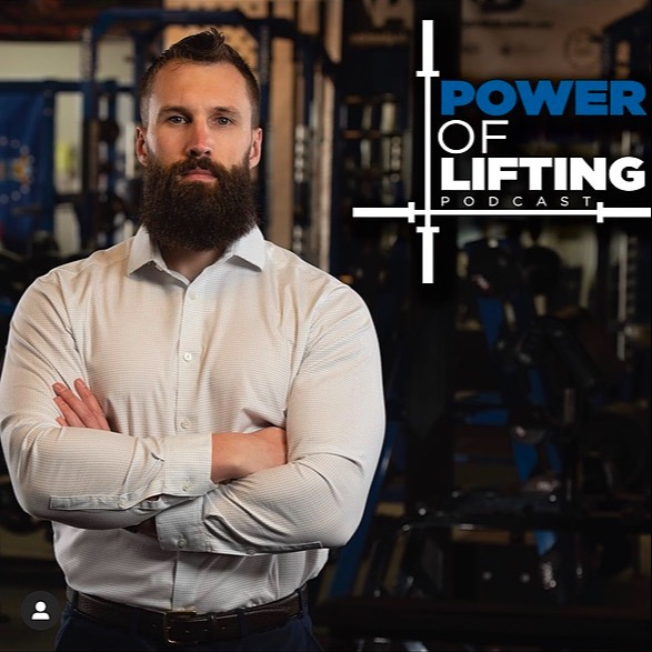 The Power Of Lifting Podcast-Episode 1. Eric Cafferty