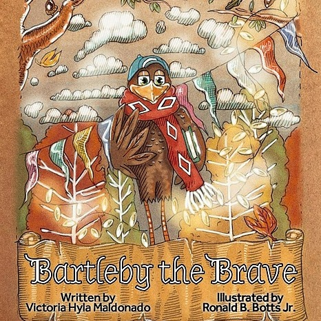 Bartleby the Brave (More Information, Reviews, and Purchase Links)