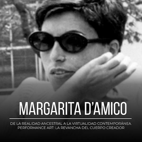 @CCBUCAB DE LA REALIDAD ANCESTRAL A LA VIRTUALIDAD CONTEMPORÁNEA. PERFORMANCE ART: LA REVANCHA DEL CUERPO CREADOR Link Thumbnail | Linktree