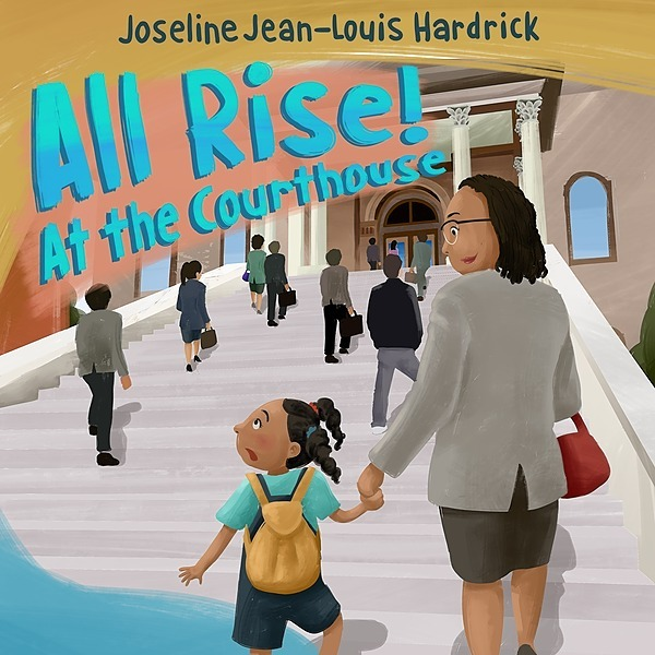 @JoselineHardrick Review for All Rise! At the Courthouse Link Thumbnail | Linktree