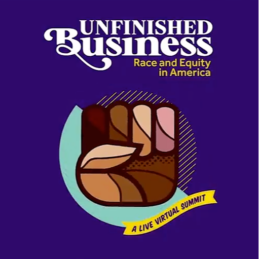 Tune in Friday-Sunday: Unfinished Business: Race & Equity in America Stream