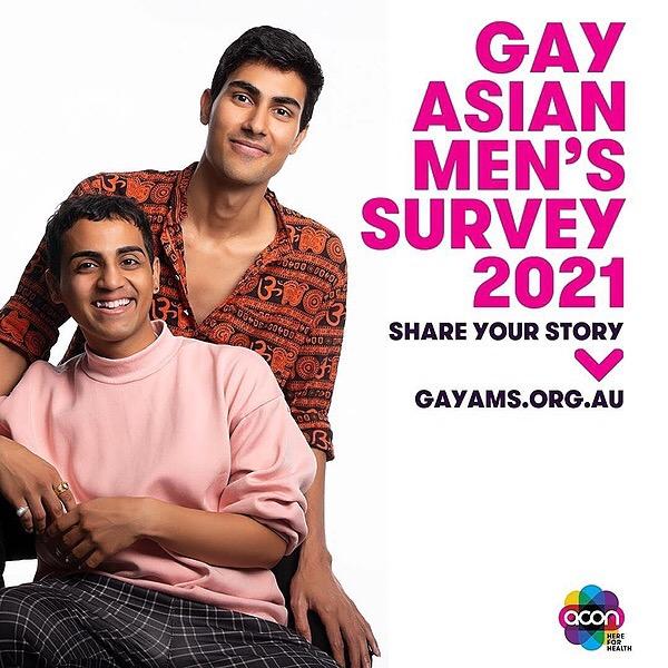 @ACONhealth Gay Asian Men's Survey Link Thumbnail   Linktree