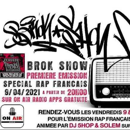 @brokshow Brok Show Old School Classik - 09.04.2021 Link Thumbnail   Linktree