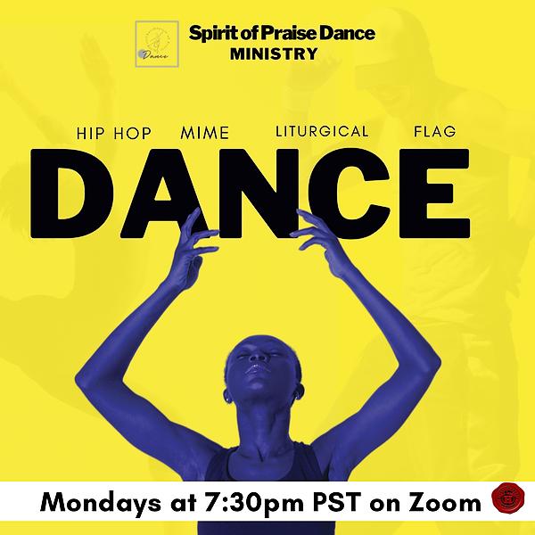 Spirit of Praise Dance Ministry