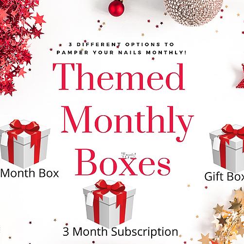 Order a subscription BOX!