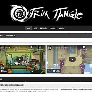 Trim Tangle nexus website