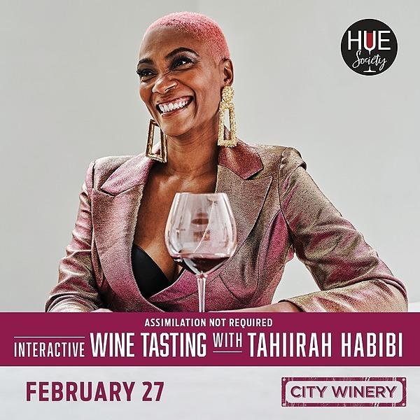 Wine, Race & Gender with Tahiirah Habibi of Hue Society