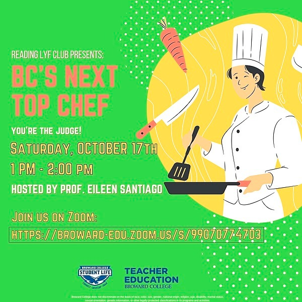 @BCSouthCampus BC's Next Top Chef 👩🏽🍳 Link Thumbnail | Linktree